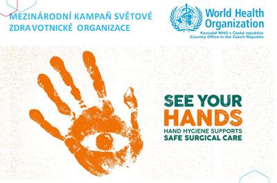 Jesenická nemocnice bude učit správné mytí rukou