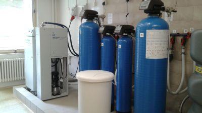 Nová úpravna vody v Jesenické nemocnici umožní ošetřit dvojnásobný počet pacientů