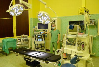 Pacientům Jesenické nemocnice se dostává komfortnějších vyšetření