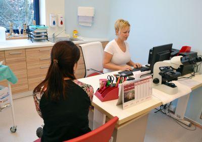 Nejmodernější vybavení a příjemné prostředí nabízí v Šumperku nové ambulance Jesenické nemocnice