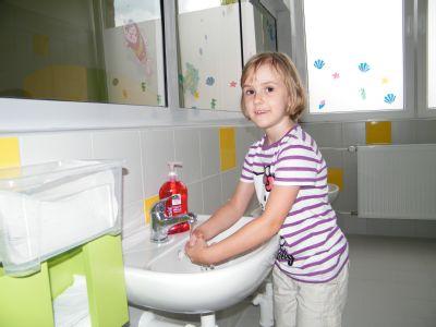 V Jesenické nemocnici zájemcům poradí, jak si správně mýt ruce