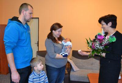 V Jesenické nemocnici mají nastávající maminky i miminka ideální podmínky