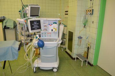 Jesenická nemocnice zakoupila sérii nových přístrojů