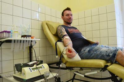 Světový den dárců krve oslavili také v Jesenické nemocnici