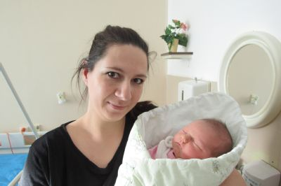 V Jesenické nemocnici se za uplynulý rok narodilo 282 dětí