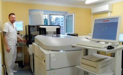 Laboratoře Jesenické nemocnice opět úspěšně prošly náročným auditem