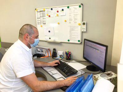 Ortopedi v Jesenické nemocnici využívají špičkovou ultrazvukovou diagnostiku, zkvalitní tak péči o pacienty
