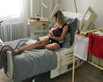 Zájem žen o porodnici v Nemocnici AGEL Jeseník roste, v prvním pololetí se zde narodilo 159 dětí