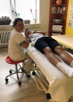 Fyzioterapie Nemocnice AGEL Jeseník se se svou ambulantní pracovnou přesunula do Medicentra