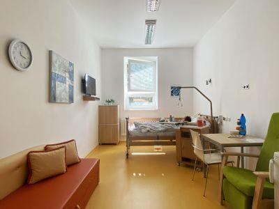 Nemocnice AGEL Jeseník poskytuje pacientům paliativní péči