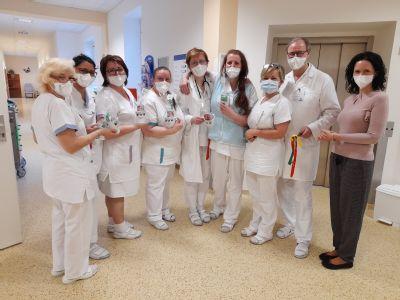 Navzdory koronavirové epidemii si Nemocnice AGEL Jeseník připomene tradiční Velikonoce